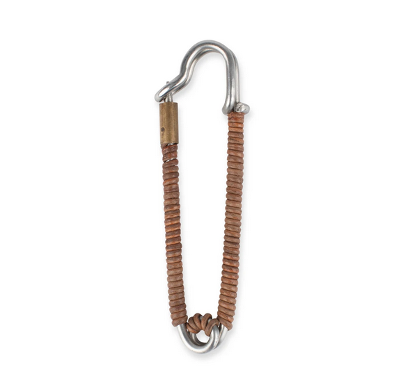 Field Leather Pin - FrenchWillow