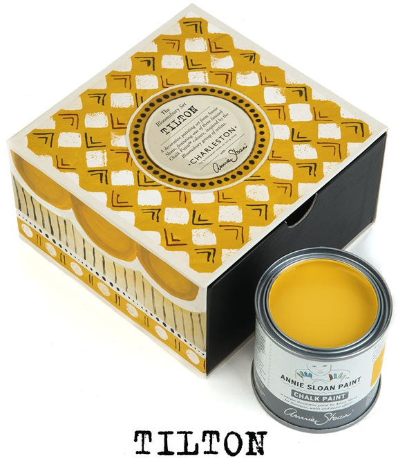 Charleston Decorative Paint Set - Tilton - FrenchWillow