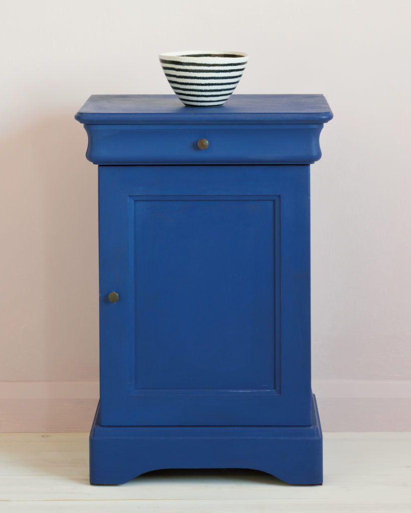 Annie Sloan Chalk Paint in Napoleonic Blue - FrenchWillow