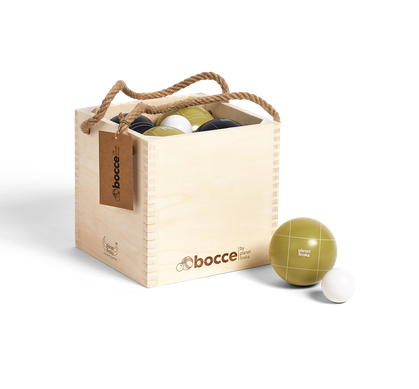 Premium Bocce in Crate - FrenchWillow
