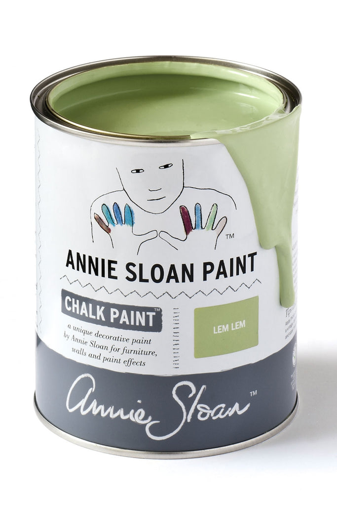 Annie Sloan Chalk Paint in Lem Lem - FrenchWillow