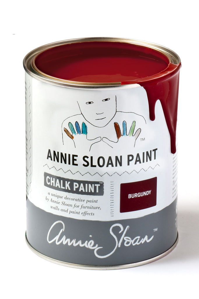 Annie Sloan Chalk Paint - Burgundy - FrenchWillow