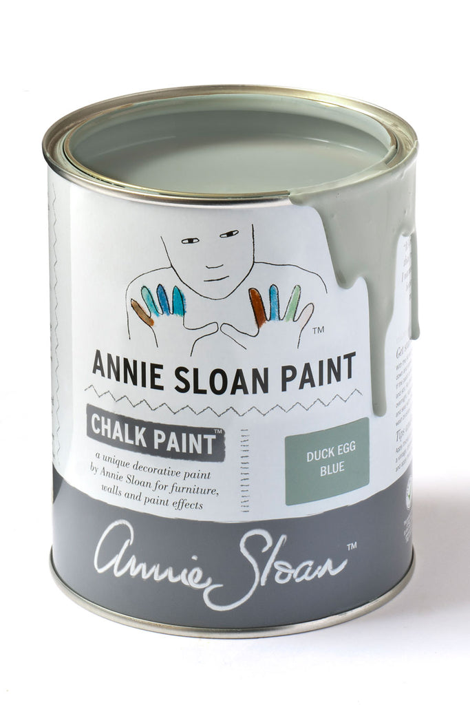 Annie Sloan Chalk Paint in Duck Egg Blue - FrenchWillow