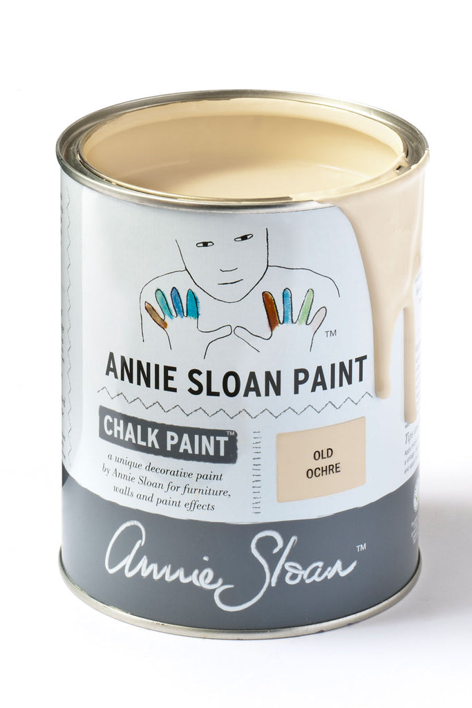 Annie Sloan Chalk Paint in Old Ochre - FrenchWillow