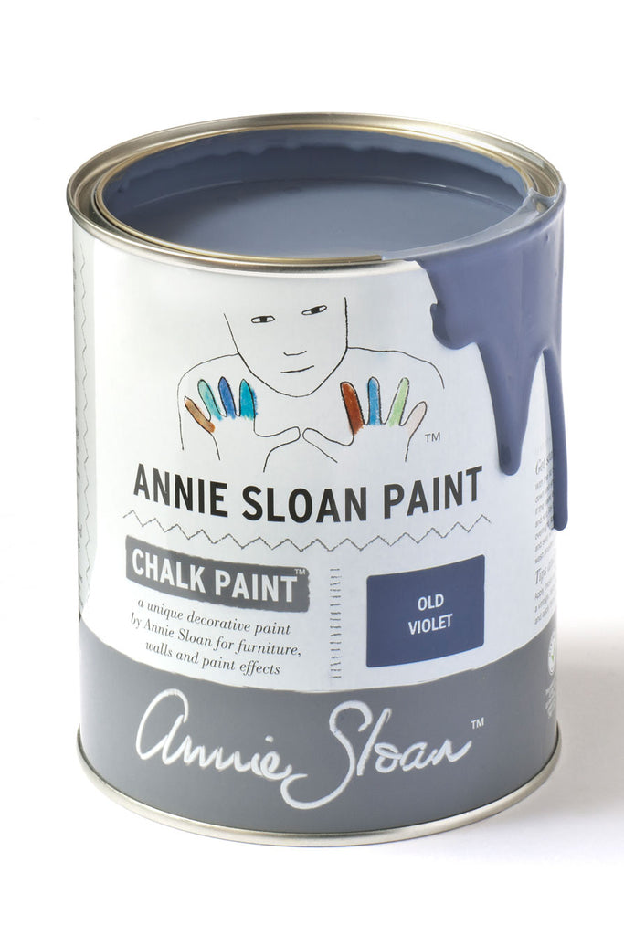 Annie Sloan Chalk Paint in Old Violet - FrenchWillow
