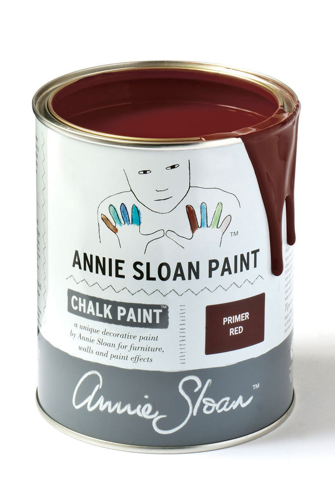 Annie Sloan Chalk Paint in Primer Red - FrenchWillow