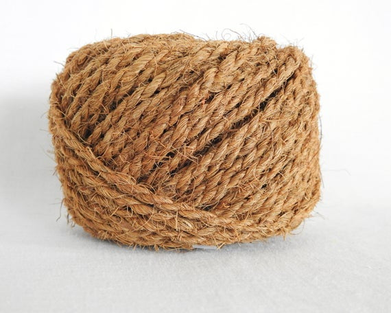 Coco Fibre Garden String - Fair Trade - FrenchWillow