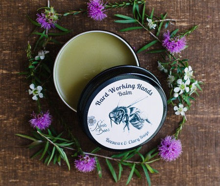 Hand Balm for Hard Working Hands - FrenchWillow
