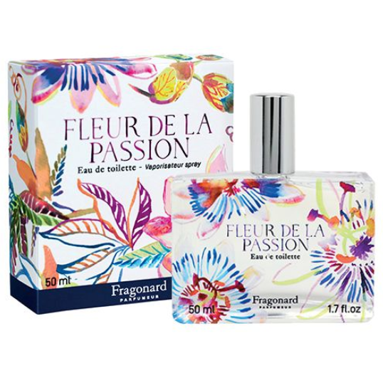 Fragonard Passion Flower Eau de Toilette - FrenchWillow