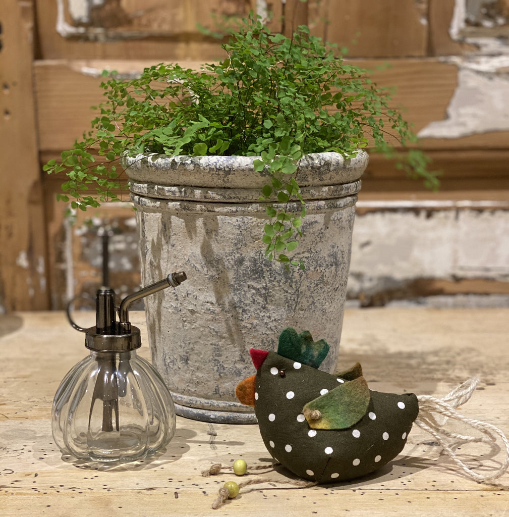 Vintage Style Spray Bottle - Plant Water Mister - FrenchWillow