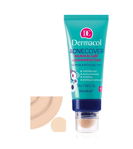 Dermacol Acnecover Make-Up With Corrector No.1