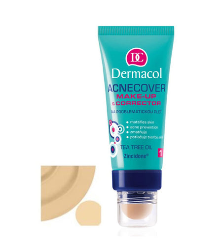 Dermacol Acnecover Make-Up With Corrector No.3