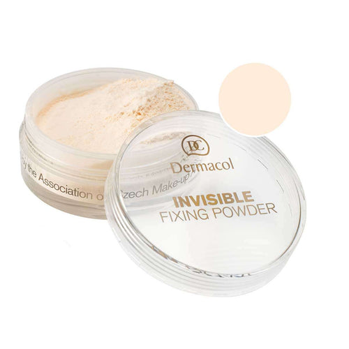 Dermacol Invisible Fixing Powder - Ligth
