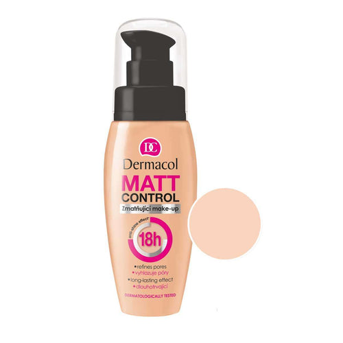 Dermacol Matte Control Make-Up - No.1