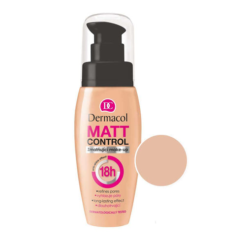 Dermacol Matte Control Make-Up - No.2
