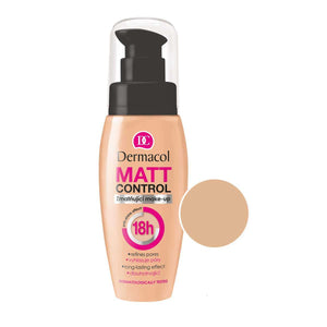 Dermacol Matte Control Make-Up - No.3