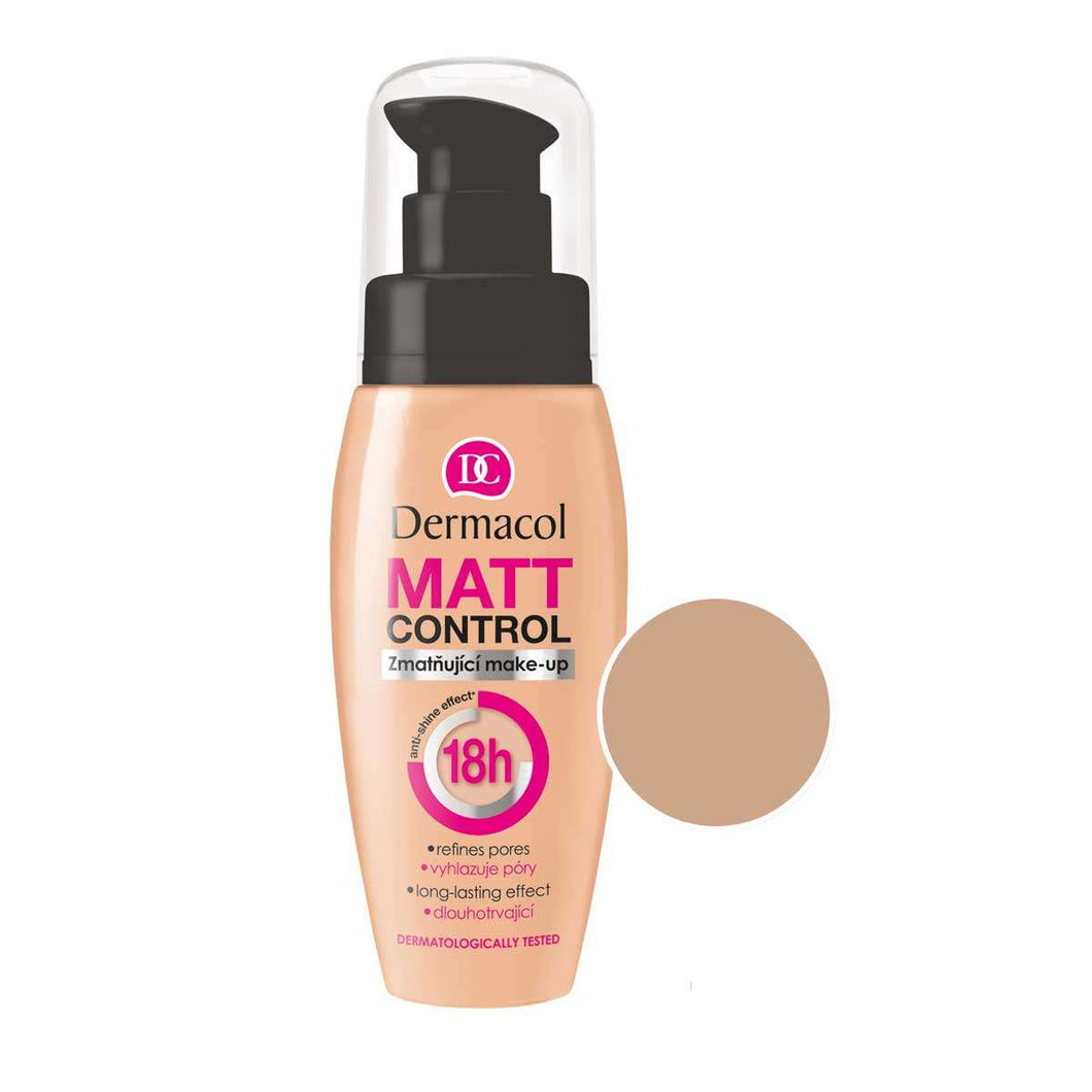 Dermacol Matte Control Make-Up - No.4