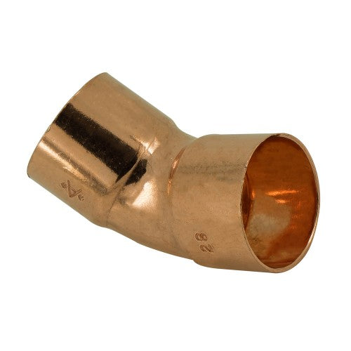 Endfeed N21 Copper Obtuse Elbow