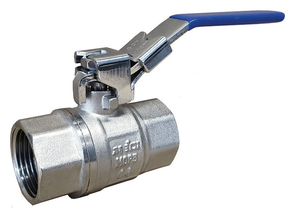Lever Valve with Locking Lever 40P