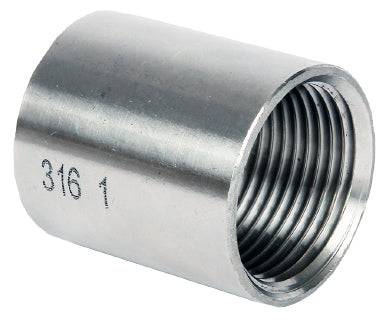 Stainless Steel Equal Socket