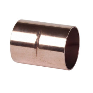 Endfeed Copper Straight Coupler