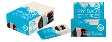 Load image into Gallery viewer, 12 Pack (Grab & Go) Black & White Cookie