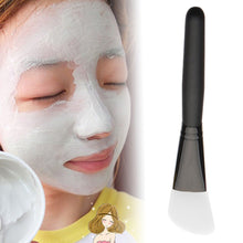Load image into Gallery viewer, MilkySkinForever  Facial Mud Mask Flat Silicone Makeup Brush Skin Face Care Cosmetic Applicator