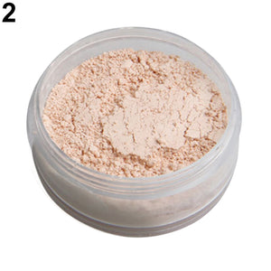MilkySkinForever Oil Control Lasting Beauty Skin Makeup Concealer Loose Powder Finishing Powder