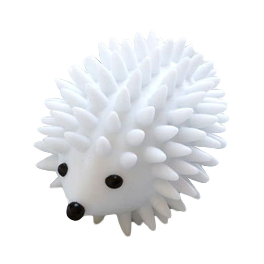 MilkySkinForever Portable Hedgehog Dryer Cleaning Balls Reusable Laundry Drying Softener Clothes