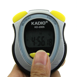 MilkySkinForever Professional Walking Running Stopwatch Sports Referee Chronograph Digital Timer