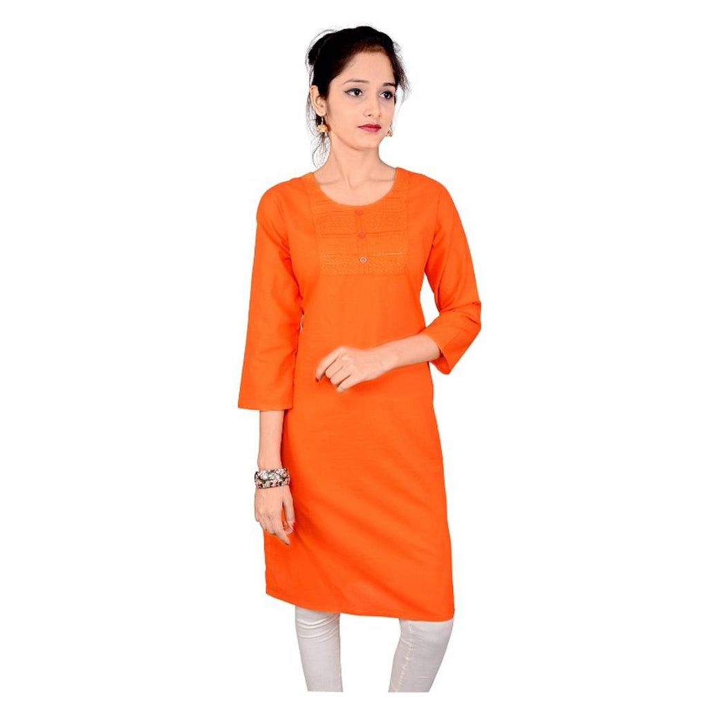 Trendy Cotton Kurti