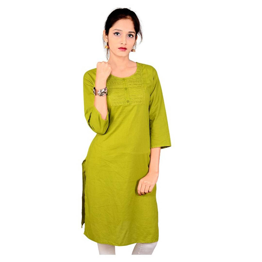 Exclusive Cotton Kurti For Women's
