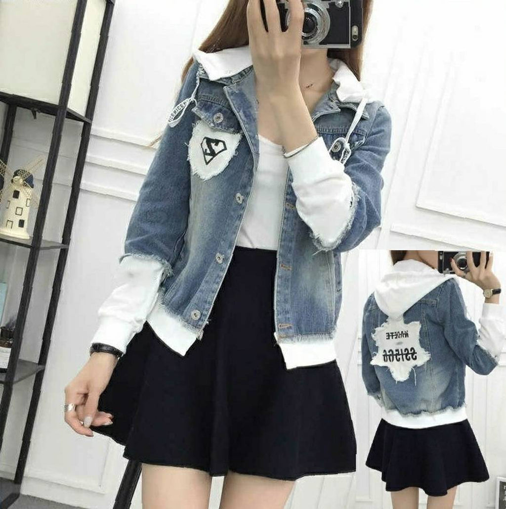 Denim Jackets For Women's