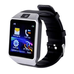 MilkySkinForever Bluetooth DZ09 Smart Watch Phone Call SIM TF Camera