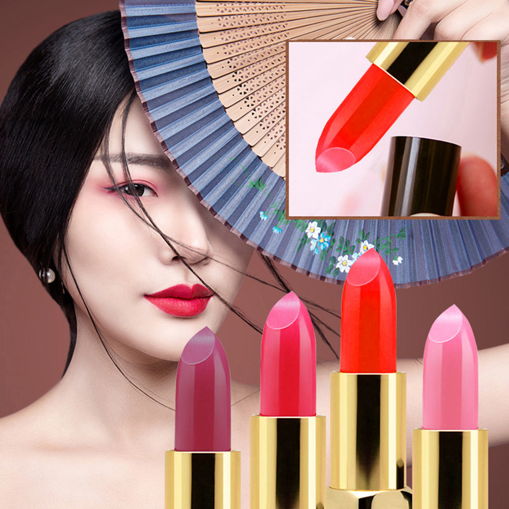MilkySkinForever Women Beauty Long Lasting Moisturizing Lipstick Lip Makeup Sexy Color Cosmetic