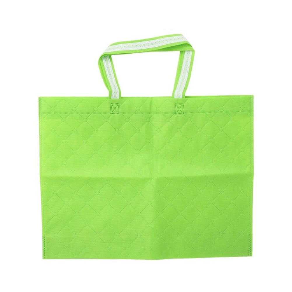 MilkySkinForever Reusable Foldable Large Capacity Supermarket Shopping Eco-friendly Bag Tote
