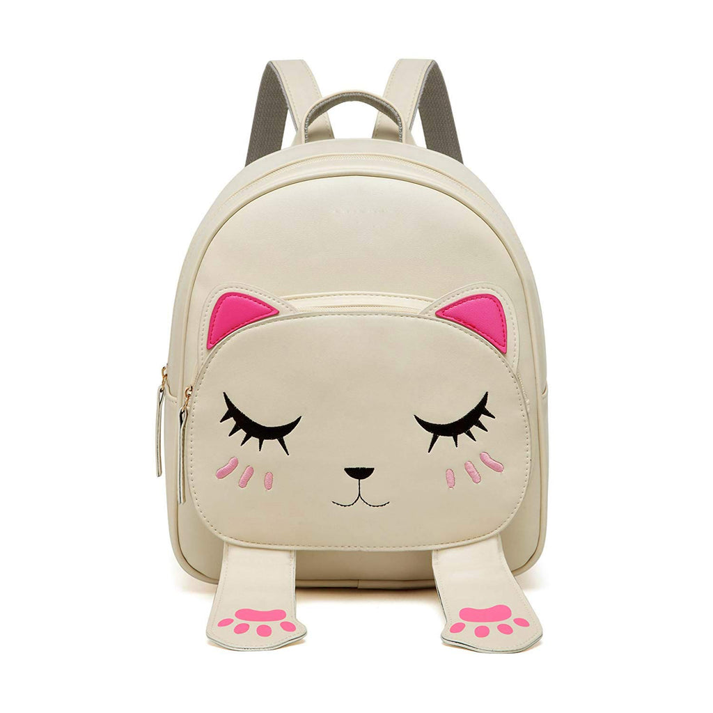 Cute Cat Style Backpack for Girls