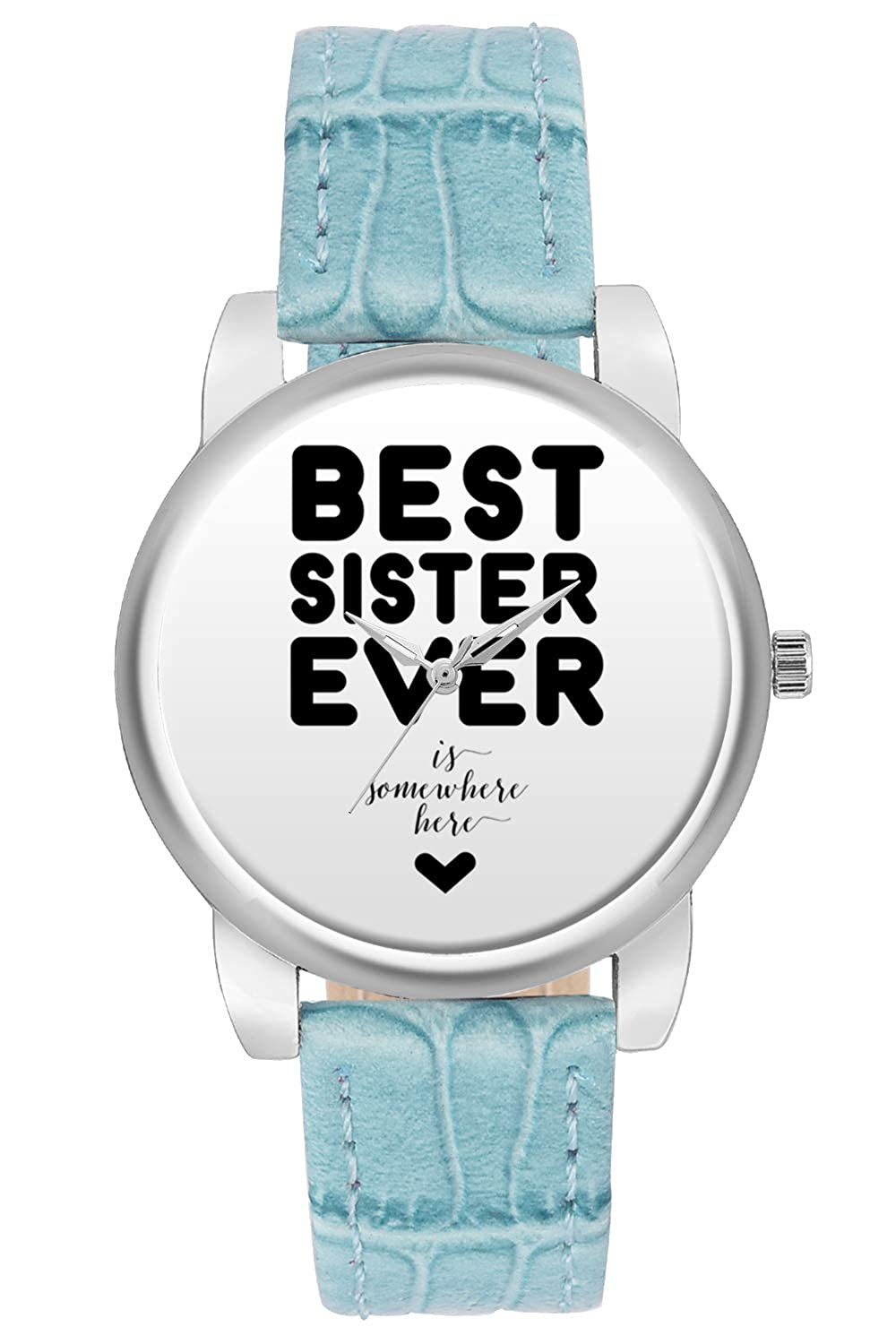 Rakhi Gift for Sister Raksha Bandhan Return Gifts for Sister Wrist Watch for Sisters, Gift for Rakhi, Sister rakshabandhan Gifts.