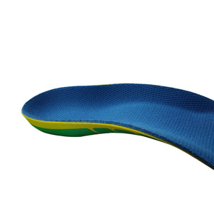 Orthotic Insoles Arch Support Flat Foot Correcting Plantar Fasciitis Relief