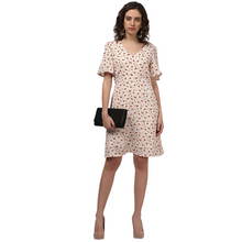 Load image into Gallery viewer, V-Neck Printed Dress