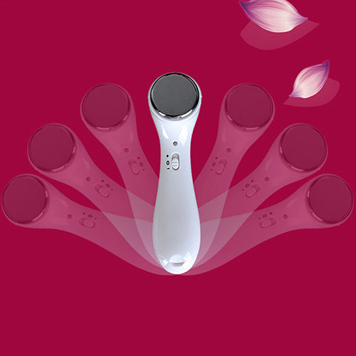 MilkySkinForever Electric Facial Cleansing Massager Anion Import Face-lift Skin Care Instrument