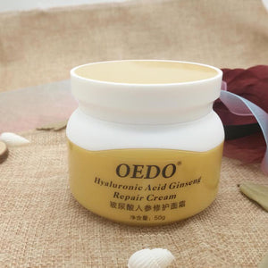 MilkySkinForever Hyaluronic Acid Ginseng Repair Cream Face Skin Care Anti-Aging Moisturizing