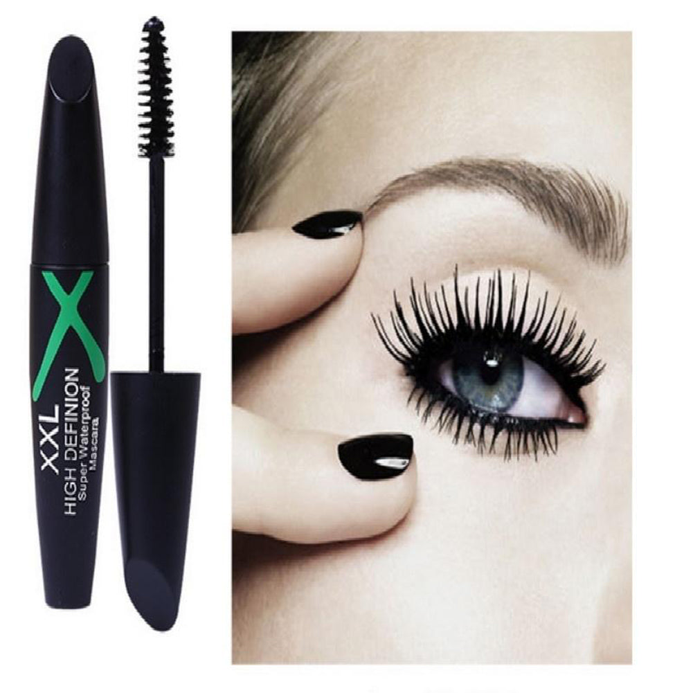 MilkySkinForever Waterproof Women Eyelash Mascara Volume Curling Thick Long Extension Cosmetic
