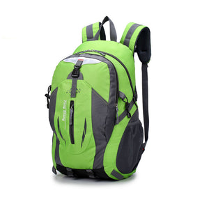 MilkySkinForever Fashion Lightweight Waterproof Outdoor Shoulder Bag Hiking Climbing Backpack
