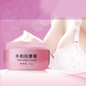 MilkySkinForever Women Breast Bust Enhancement Enlargement Smooth Skin Firming Massager Cream