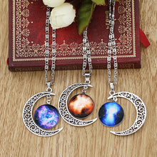 Load image into Gallery viewer, MilkySkinForever Vintage Silver Plated Flower Hollow Statement Bib Choker Chain Pendant Necklace
