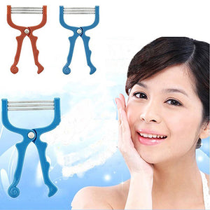 Face Roller Hair Threader Facial Hair Removal Threading Epi Smooth Beauty Tool