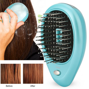 Combo Offer MilkySkinForver 'V' Shape Face Lifting Massager + MilkySKinForever Electric Massage Comb