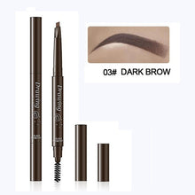 Load image into Gallery viewer, MilkySkinForever Eye Brow Tint Cosmetics Natural Long Lasting Paint Tattoo Eyebrow Waterproof Black Brown Eyebrow Pencil Makeup Set