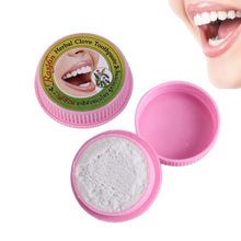 Load image into Gallery viewer, MilkySkinForever Natural Herbal Clove Thailand Toothpaste Tooth Whitening Toothpaste Remove Stain Antibacterial Allergic Tooth Paste